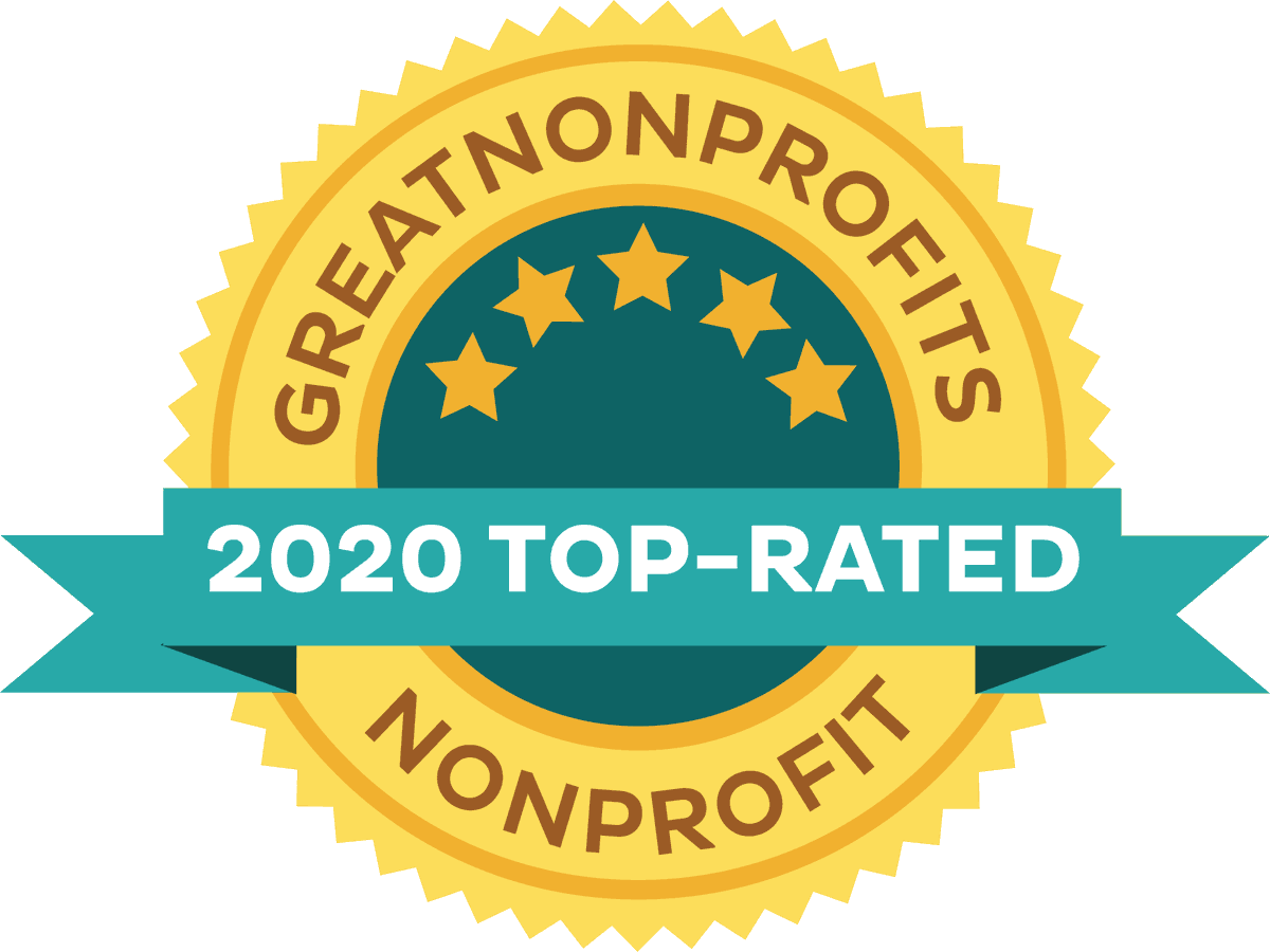Great Nonprofits 2020 Seal
