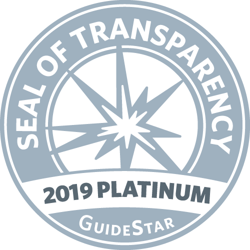 Guidestar 2019 Platinum Seal